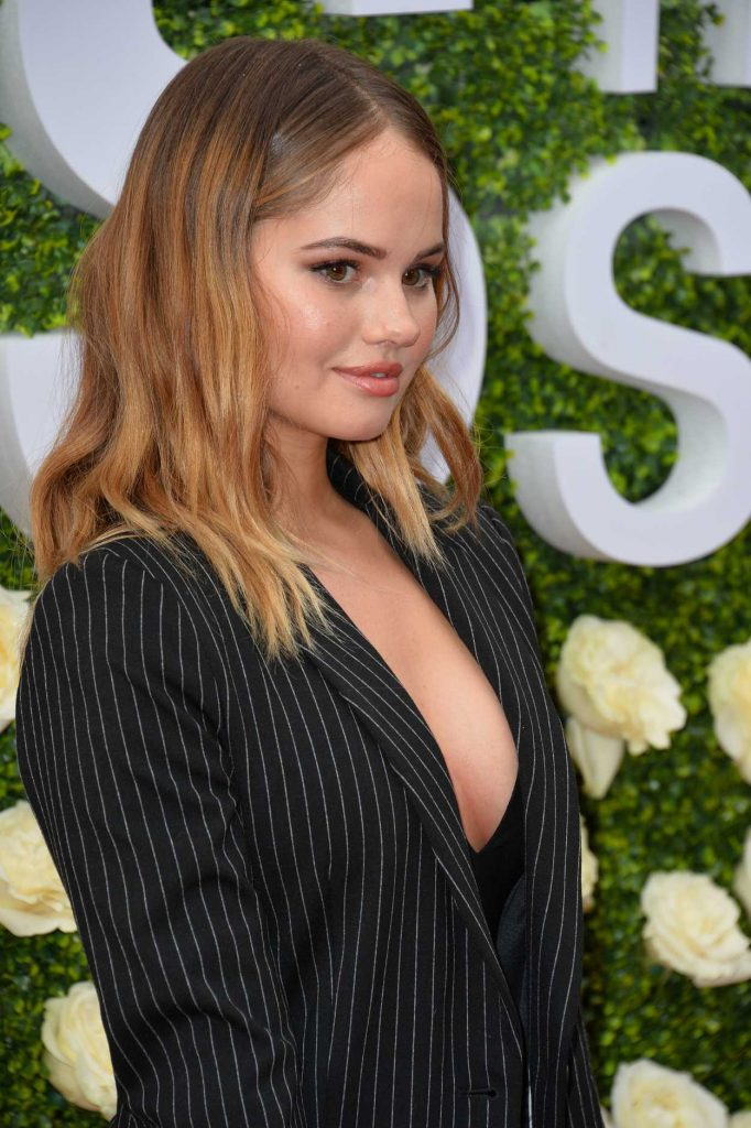 Debby Ryan at CBS Television Studios Summer Soiree During the 2017 Summer TCA Tour in Studio City 08/01/2017-4