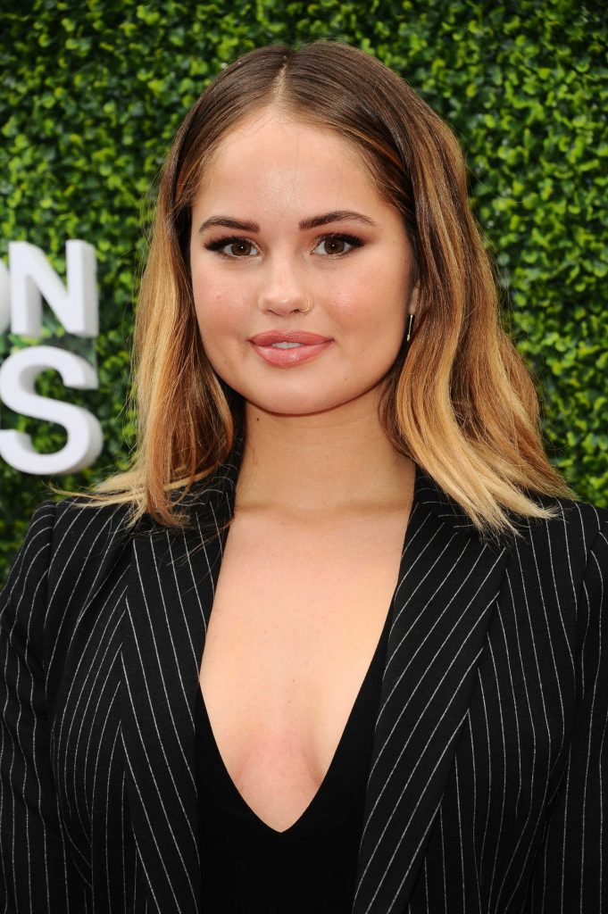 Debby Ryan at CBS Television Studios Summer Soiree During the 2017 Summer TCA Tour in Studio City 08/01/2017-5