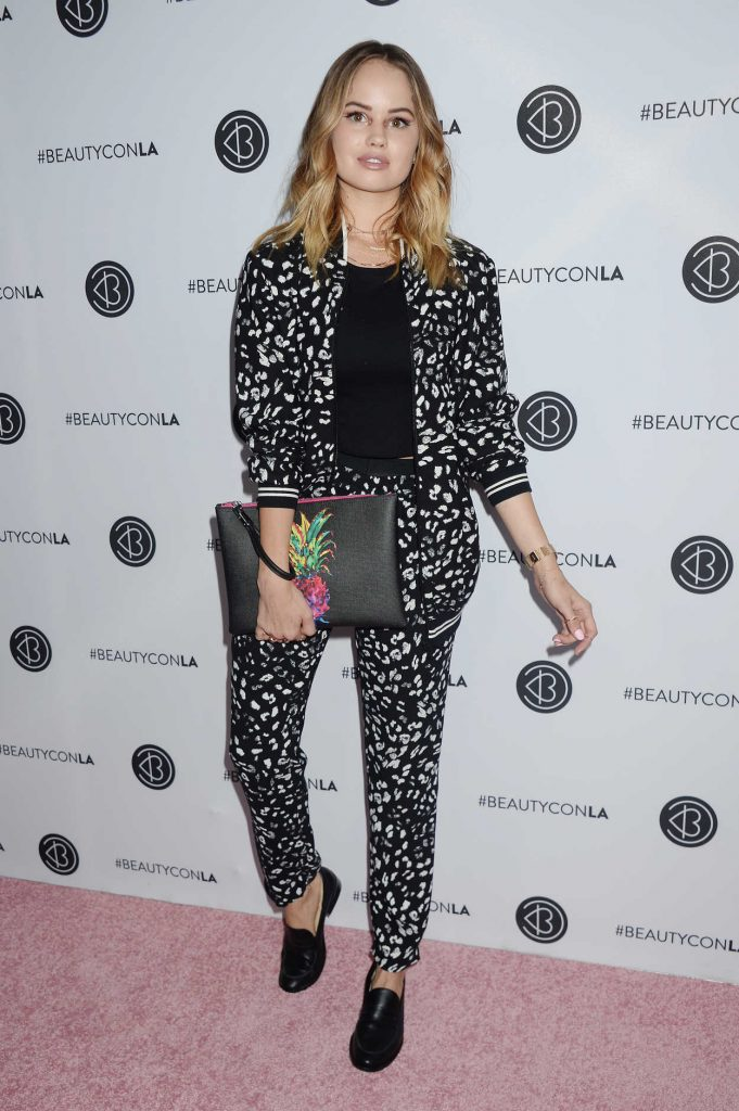 Debby Ryan at the 5th Annual Beautycon Festival Los Angeles 08/13/2017-2