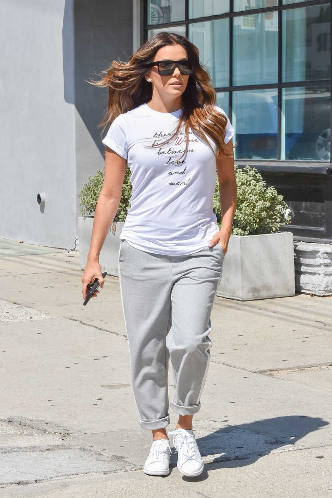 Eva Longoria Was Spotted Out in Los Angeles 08/30/2017-4