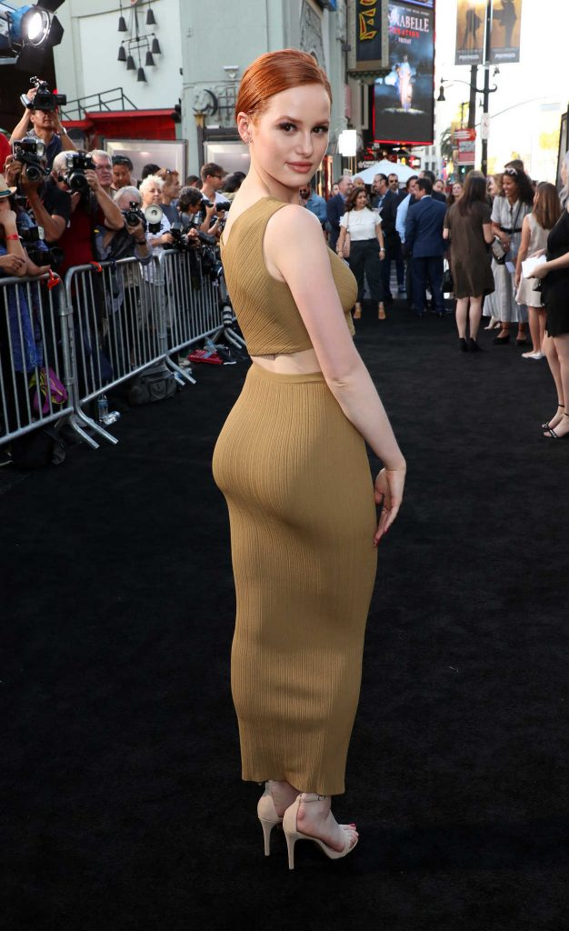 Madelaine Petsch at Annabelle: Creation Premiere in Los Angeles 08/07/2017-4