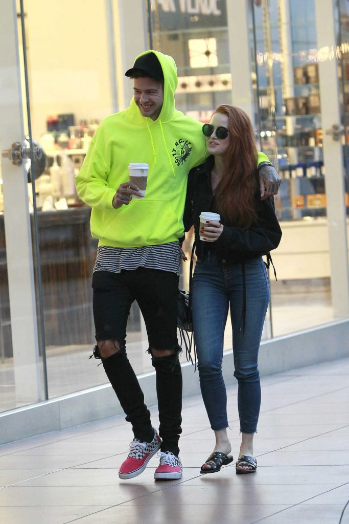 Madelaine Petsch Goes Shopping at The Grove in LA 08/14/2017-1
