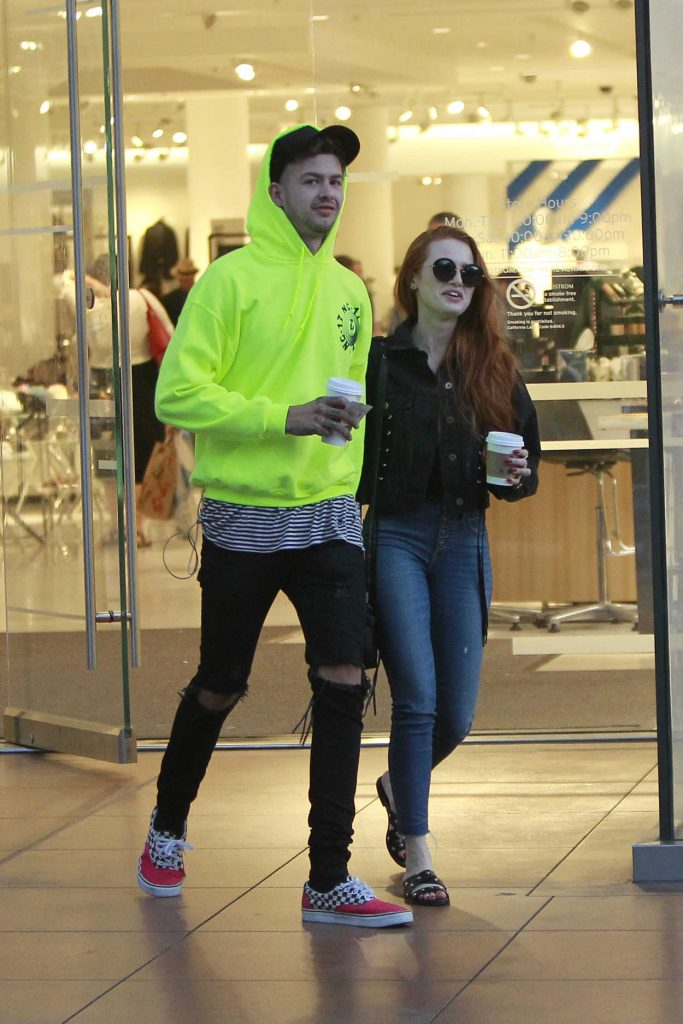 Madelaine Petsch Goes Shopping at The Grove in LA 08/14/2017-3