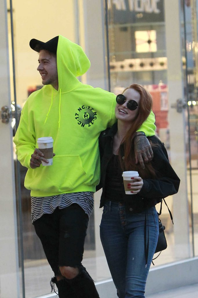 Madelaine Petsch Goes Shopping at The Grove in LA 08/14/2017-4