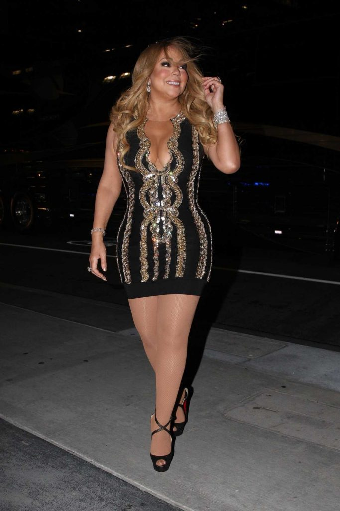 Mariah Carey Was Seen Out in Boston 08/22/2017-2