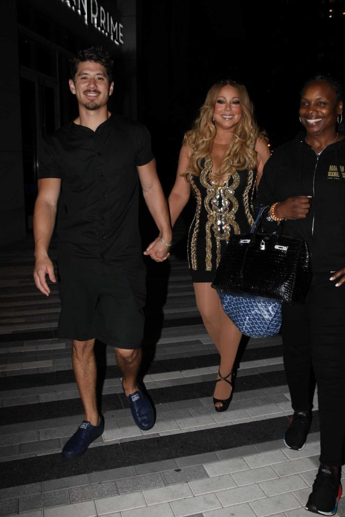 Mariah Carey Was Seen Out in Boston 08/22/2017-3