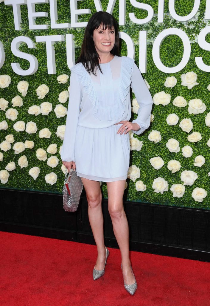 Paget Brewster at the CBS TV Summer Soiree TCA Party in Studio City 08/01/2017-3