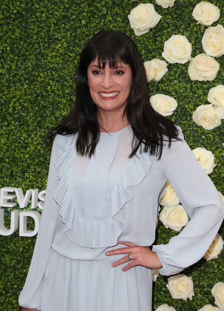 Paget Brewster at the CBS TV Summer Soiree TCA Party in Studio City 08/01/2017-4