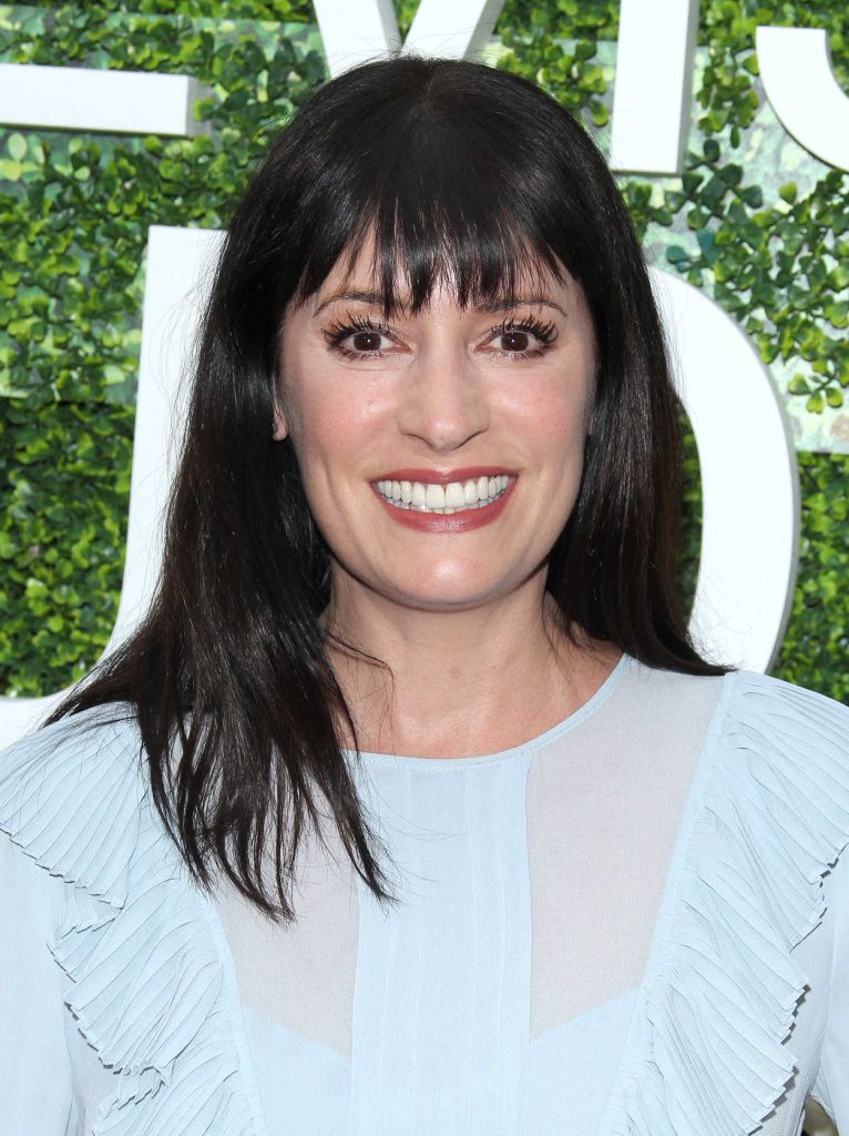Paget Brewster at the CBS TV Summer Soiree TCA Party in Studio City 08/01/2017-5