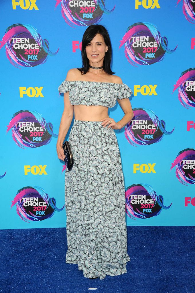 Perry Reeves at 2017 Teen Choice Awards in Los Angeles 08/13/2017-1
