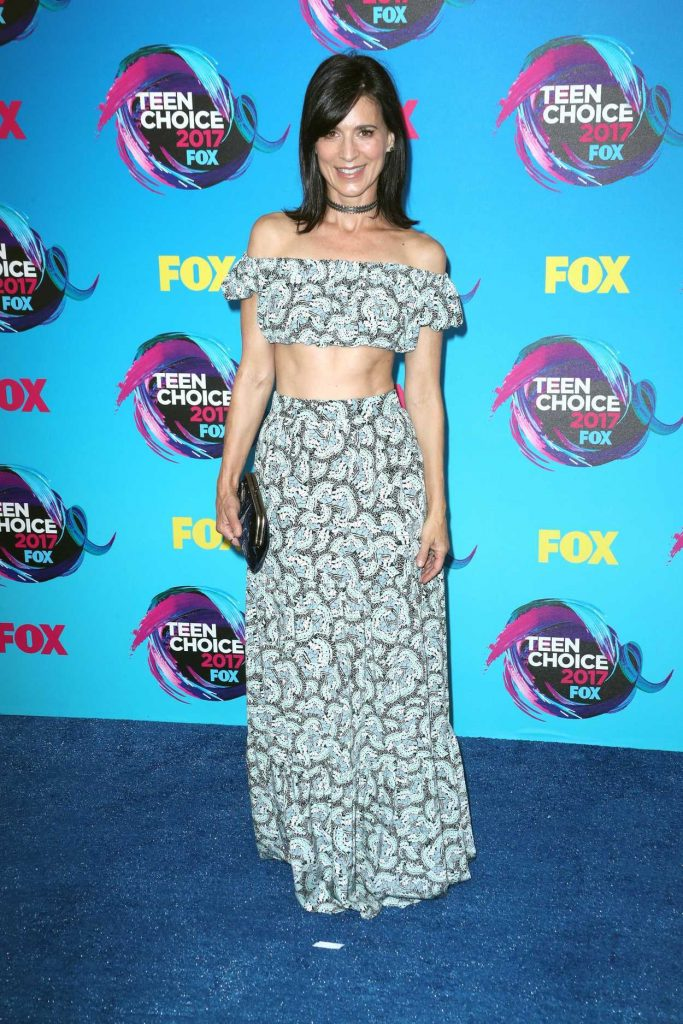 Perry Reeves at 2017 Teen Choice Awards in Los Angeles 08/13/2017-2