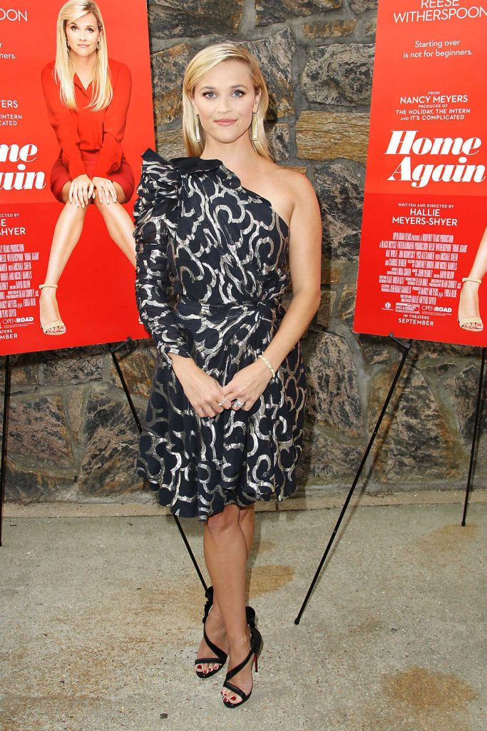Reese Witherspoon at Home Again Screening in New York 08/19/2017-1