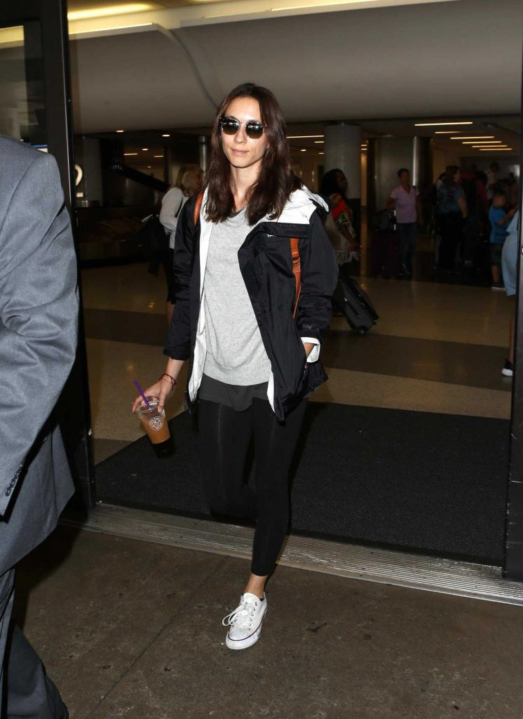 Troian Bellisario Was Spotted at LAX Airport in Los Angeles 08/18/2017-3
