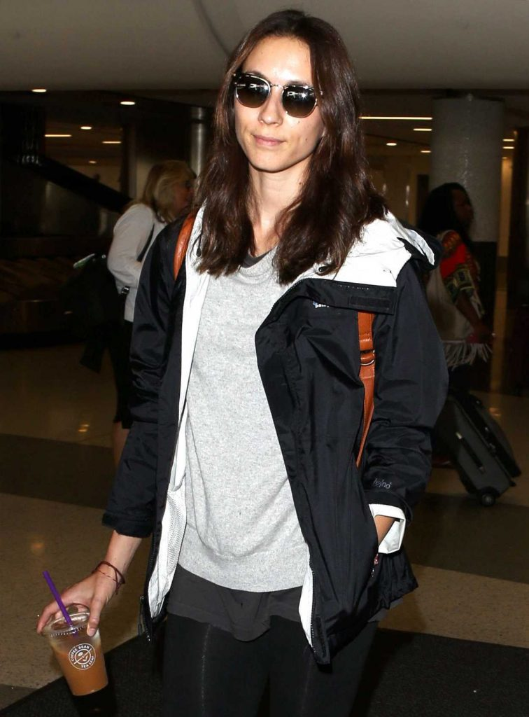 Troian Bellisario Was Spotted at LAX Airport in Los Angeles 08/18/2017-4
