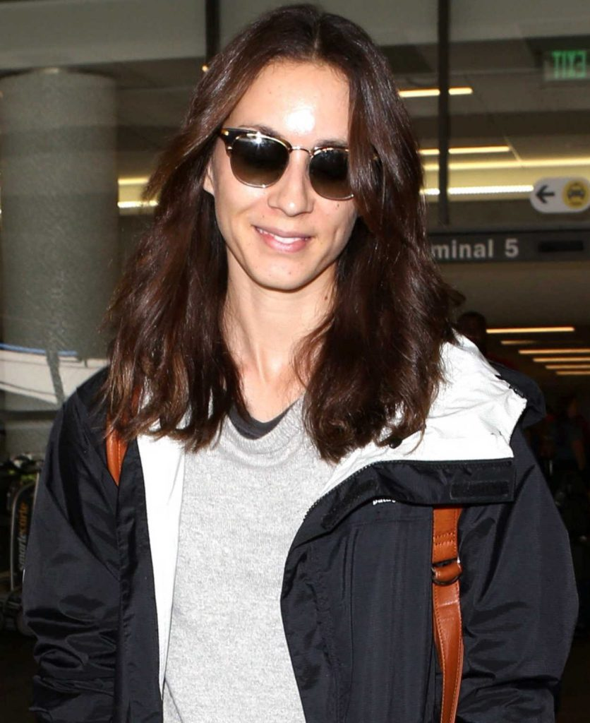 Troian Bellisario Was Spotted at LAX Airport in Los Angeles 08/18/2017-5