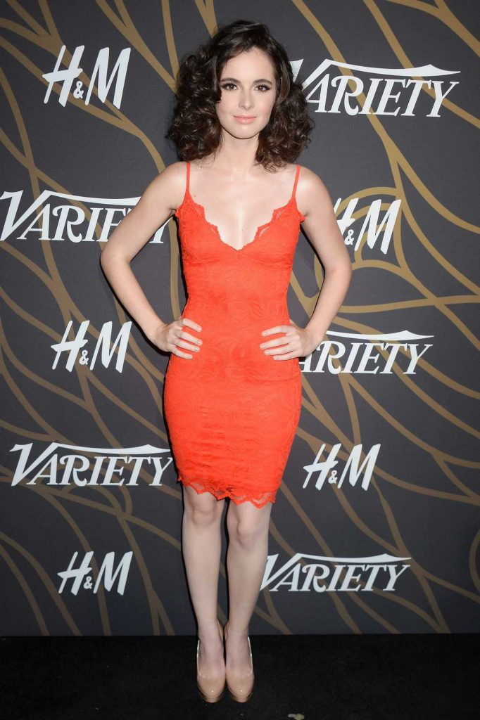 Vanessa Marano at Variety Power of Young Hollywood in Los Angeles 08/08/2017-1
