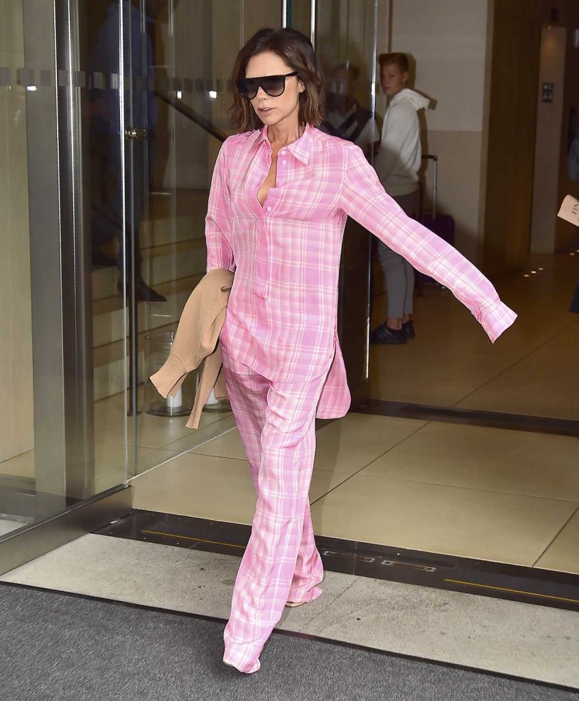 Victoria Beckham Was Seen Out in New York City 08/29/2017-1