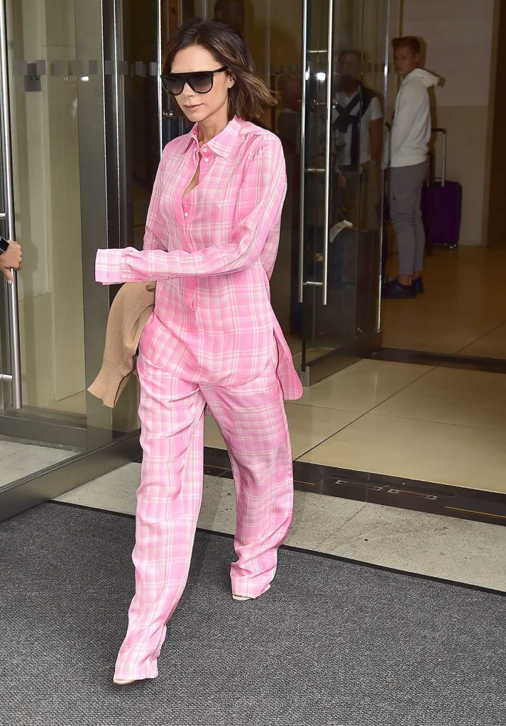 Victoria Beckham Was Seen Out in New York City 08/29/2017-3