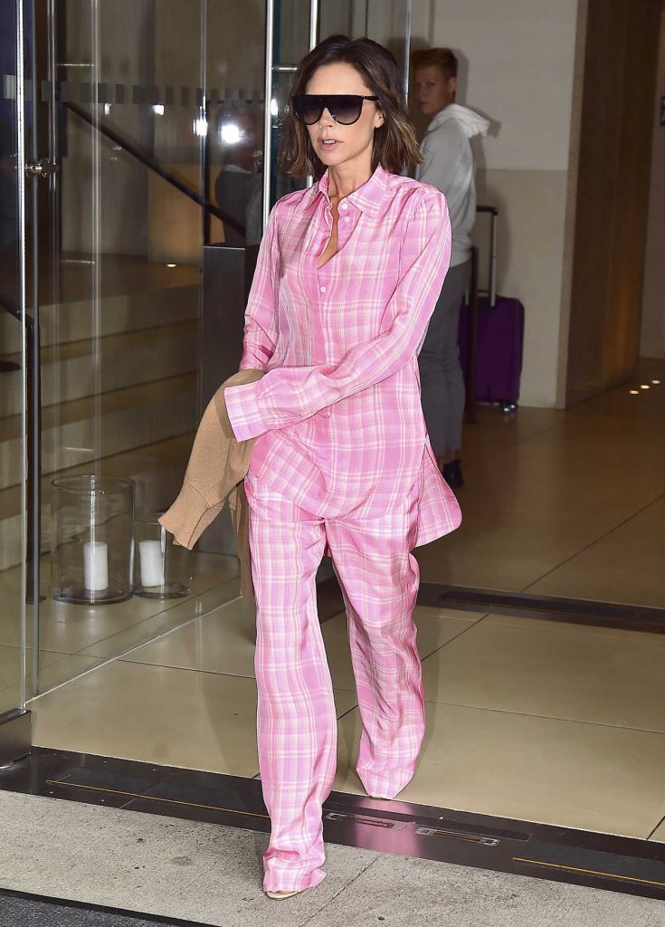 Victoria Beckham Was Seen Out in New York City 08/29/2017-4