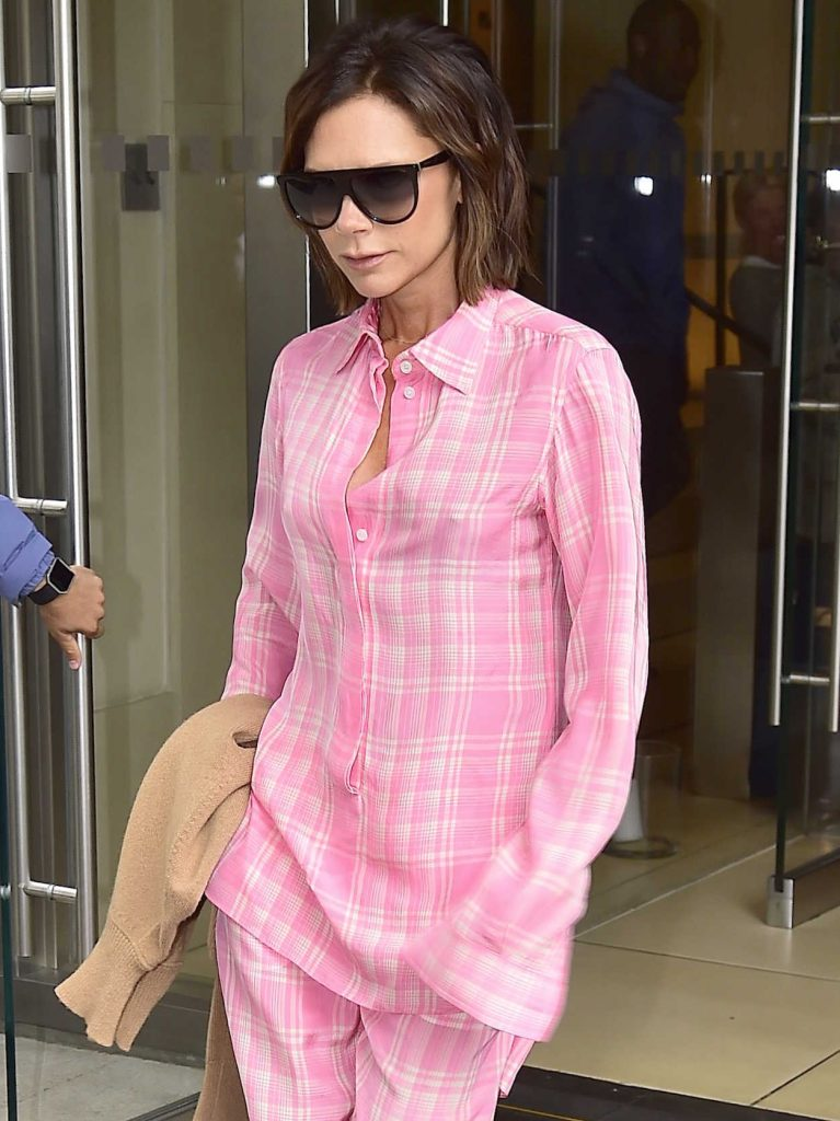 Victoria Beckham Was Seen Out in New York City 08/29/2017-5