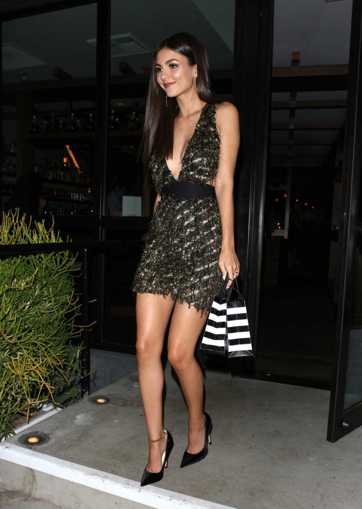 Victoria Justice Was Seen Out in West Hollywood 08/22/2017-1