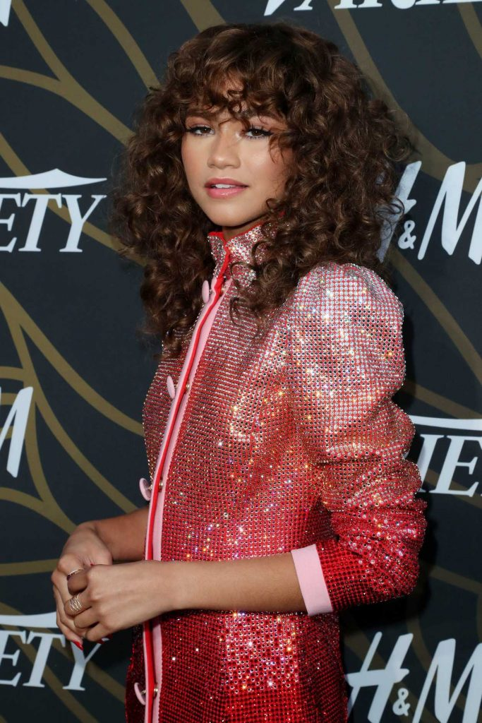 Zendaya at Variety Power of Young Hollywood in Los Angeles 08/08/2017-5