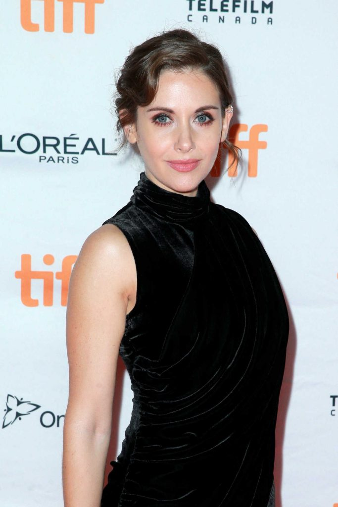 Alison Brie at The Disaster Artist Premiere During the 42nd Toronto International Film Festival 09/11/2017-5