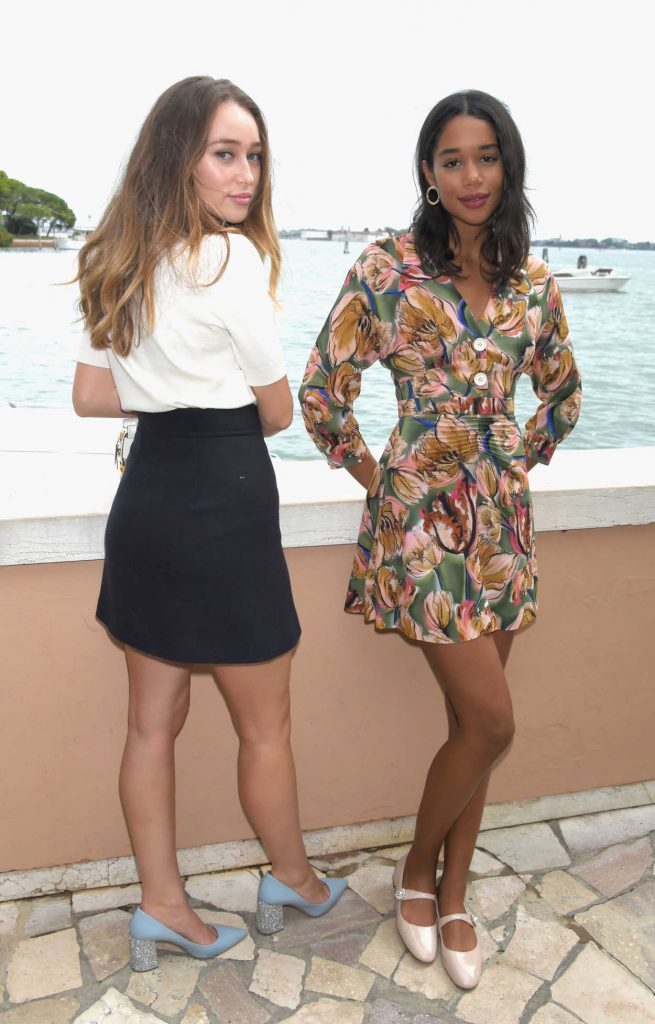 Alycia Debnam-Carey Attends an Intimate Lunch at Hotel Cipriani in Venice, Italy 09/01/2017-5