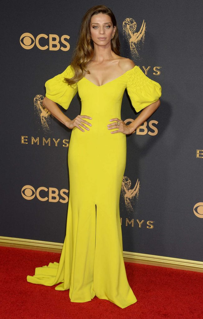 Angela Sarafyan at the 69th Annual Primetime Emmy Awards in Los Angeles 09/17/2017-1
