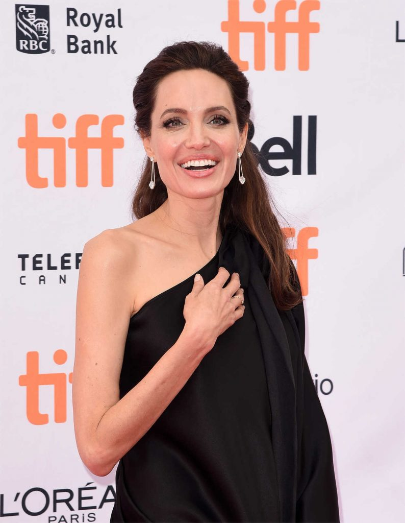 Angelina Jolie at the First They Killed My Father Premiere During the 42nd Toronto International Film Festival 09/11/2017-3
