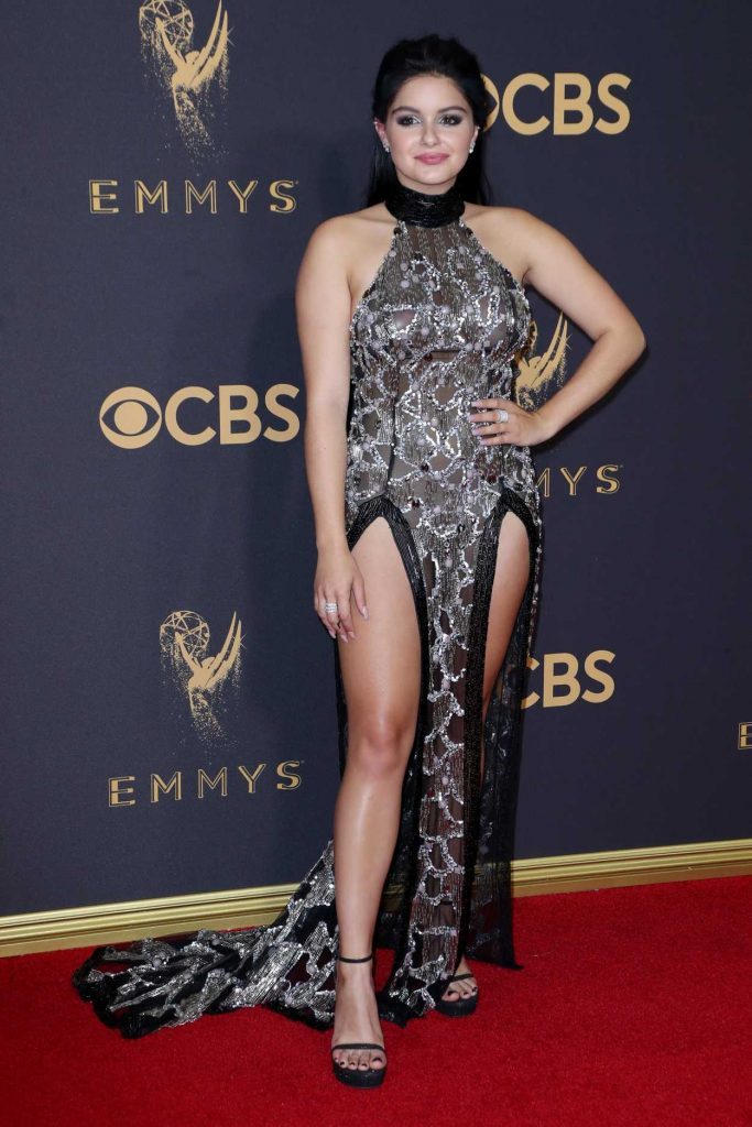 Ariel Winter at the 69th Annual Primetime Emmy Awards in Los Angeles 09/17/2017-1