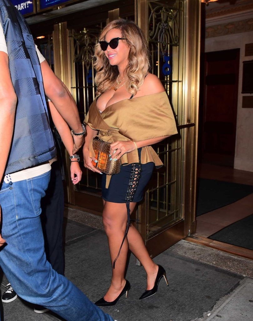 Beyonce Night Out in New York City 09/15/2017-3