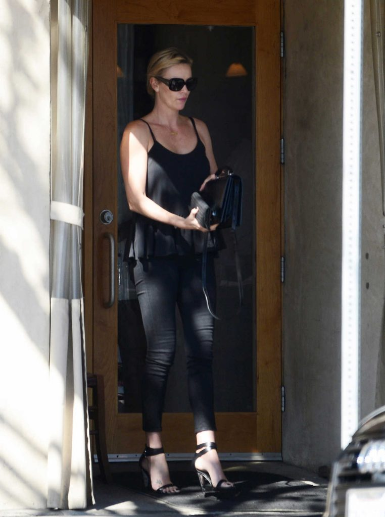 Charlize Theron Was Seen Out in Los Angeles 09/26/2017-1