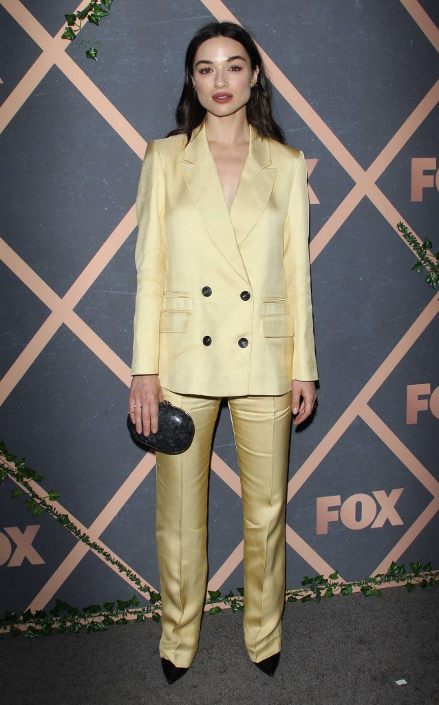 Crystal Reed Attends the FOX Fall Party in LA 09/25/2017-1