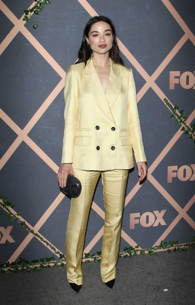 Crystal Reed Attends the FOX Fall Party in LA 09/25/2017-2