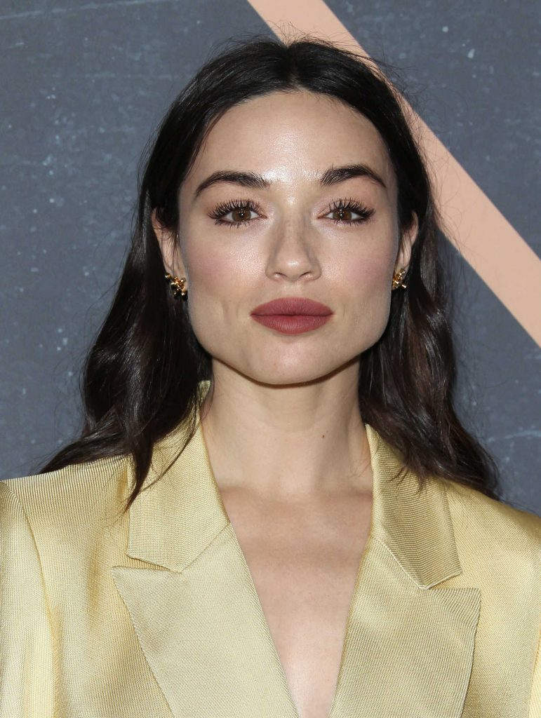 Crystal Reed Attends the FOX Fall Party in LA 09/25/2017-3