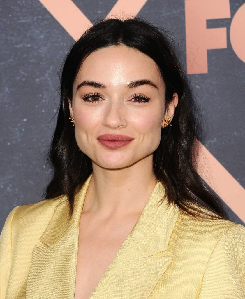 Crystal Reed Attends the FOX Fall Party in LA 09/25/2017-4