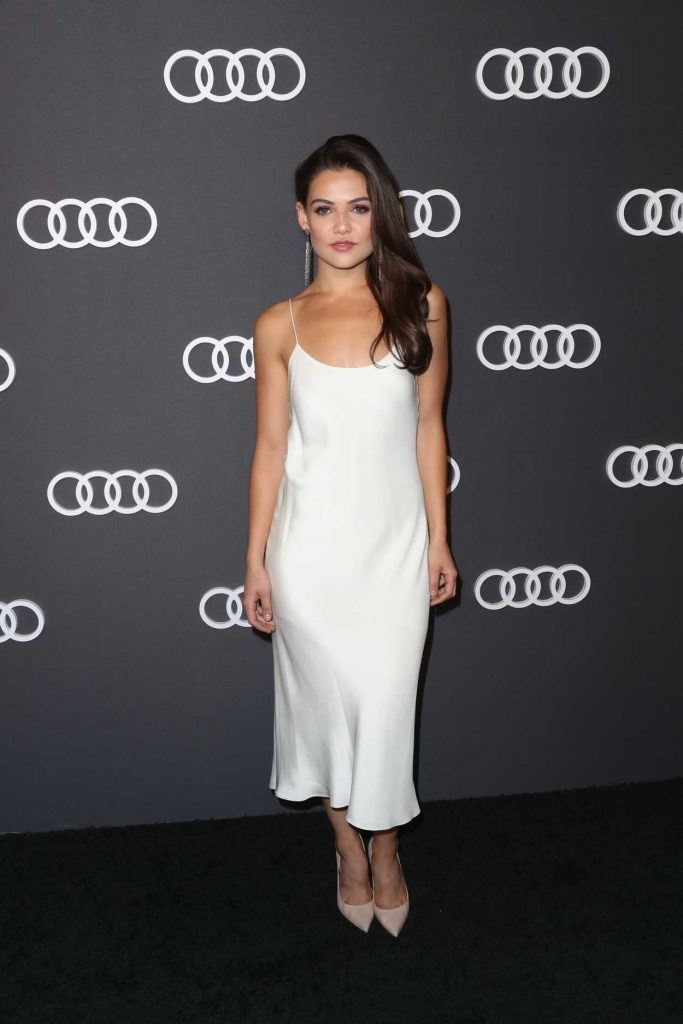 Danielle Campbell at Audi Emmy Party in Los Angeles 09/14/2017-1