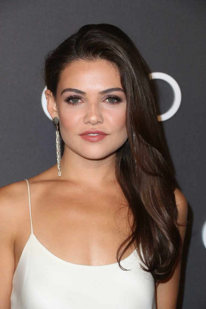 Danielle Campbell at Audi Emmy Party in Los Angeles 09/14/2017-5
