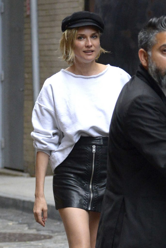 Diane Kruger Was Seen Out in New York City 09/11/2017-4