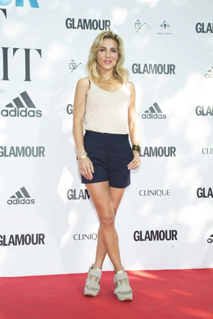 Elsa Pataky Attends the Glamour Sport Summit Photocall at Residencia de Estudiantes in Madrid 09/23/2017-1