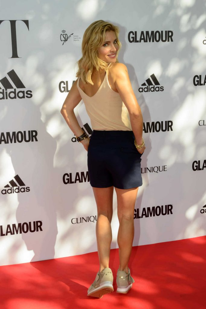 Elsa Pataky Attends the Glamour Sport Summit Photocall at Residencia de Estudiantes in Madrid 09/23/2017-3