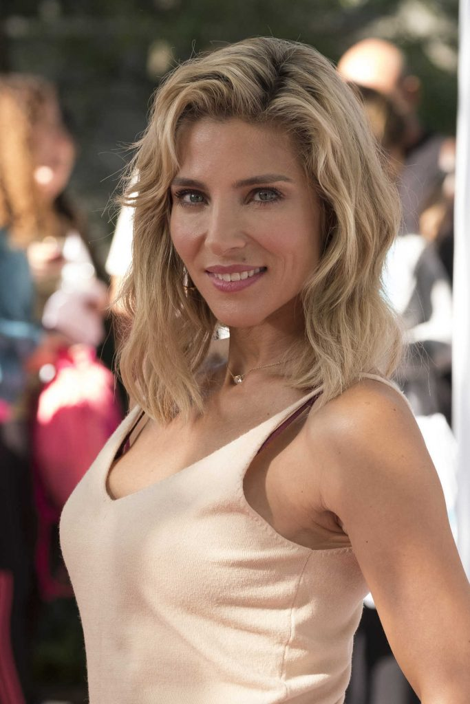 Elsa Pataky Attends the Glamour Sport Summit Photocall at Residencia de Estudiantes in Madrid 09/23/2017-4