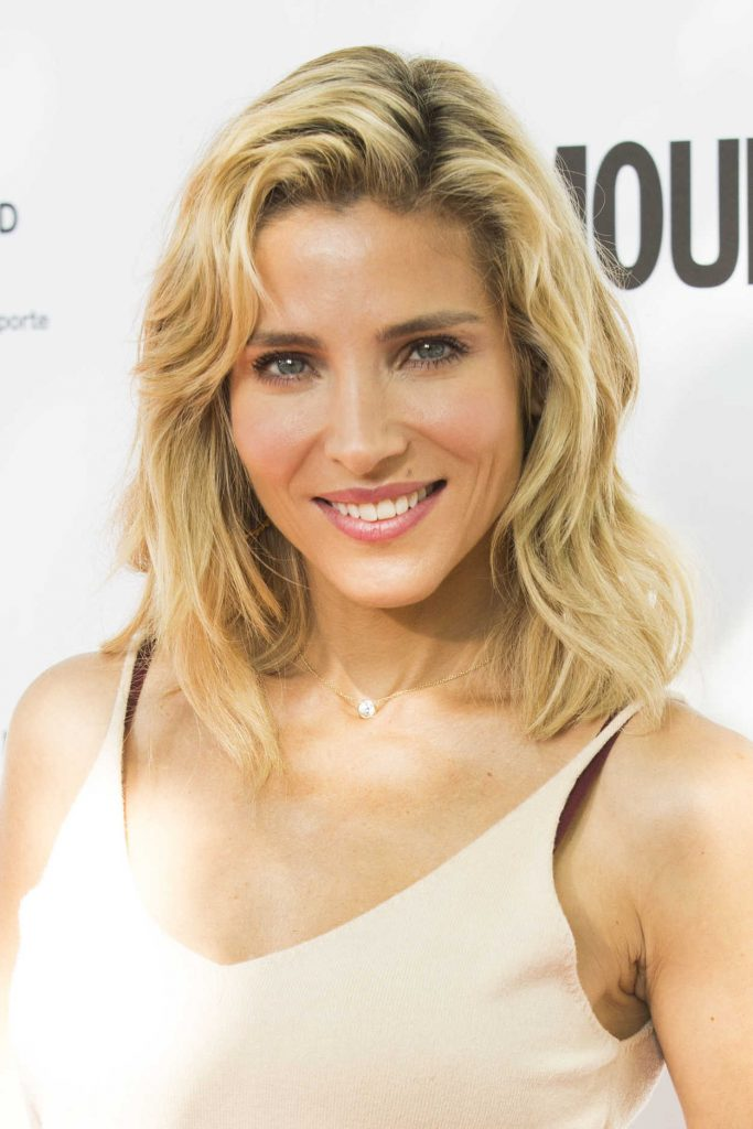 Elsa Pataky Attends the Glamour Sport Summit Photocall at Residencia de Estudiantes in Madrid 09/23/2017-5