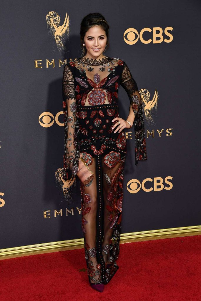 Erin Lim at the 69th Annual Primetime Emmy Awards in Los Angeles 09/17/2017-1