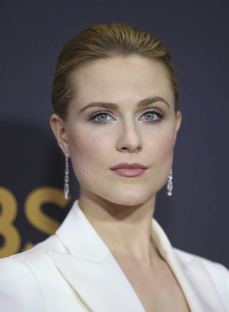 Evan Rachel Wood at the 69th Annual Primetime Emmy Awards in Los Angeles 09/17/2017-5