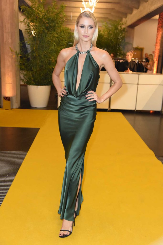 Lena Gercke at the 2017 Dreamball at Westhafen Event and Convention Center in Berlin 09/20/2017-1