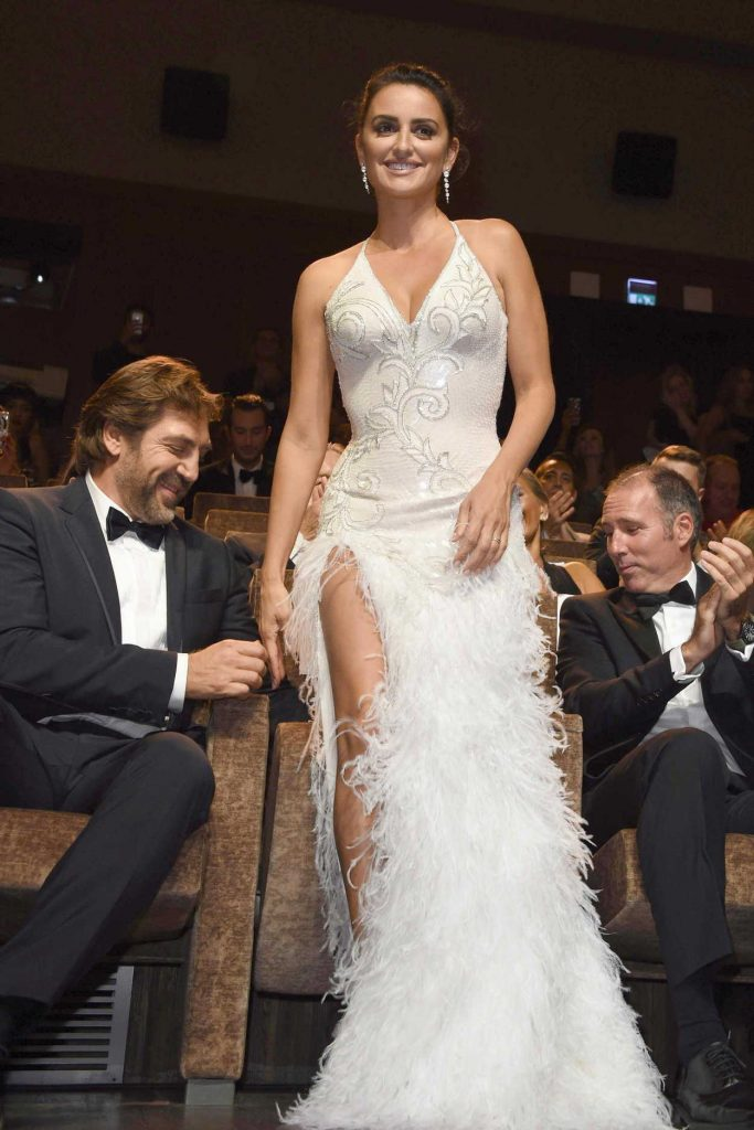 Penelope Cruz During the 74th Venice International Film Festival in Italy 09/06/2017-1