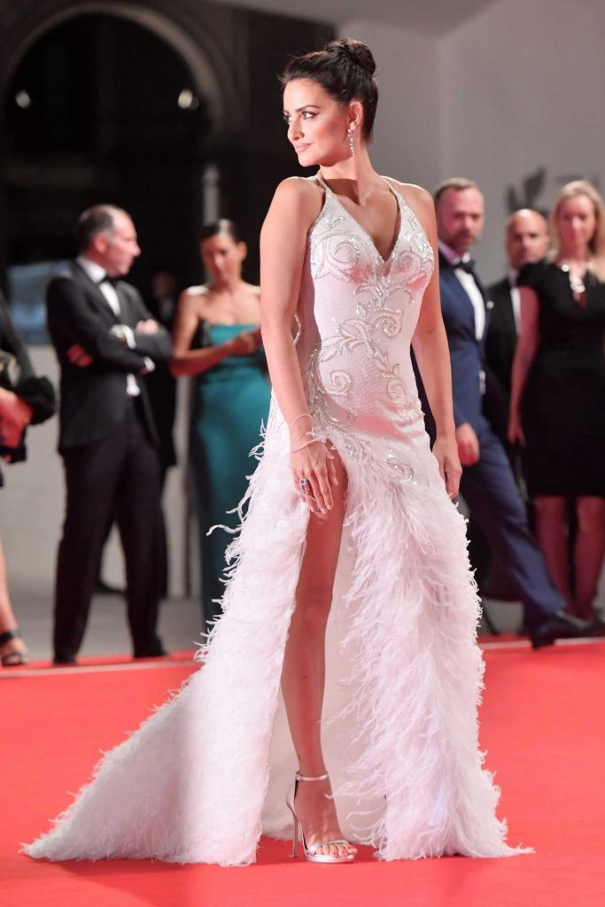 Penelope Cruz During the 74th Venice International Film Festival in Italy 09/06/2017-2