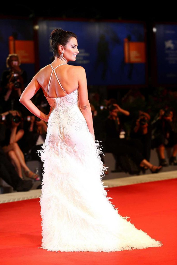 Penelope Cruz During the 74th Venice International Film Festival in Italy 09/06/2017-4